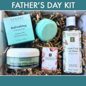 Juniper skincare + facials Promotions - Father's Day Kit